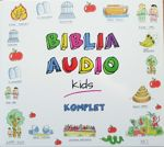 BIBLIA AUDIO KIDS - KOMPLET (3CD MP3)