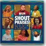 SHOUT PRAISES!  - Kids 4 (CD)