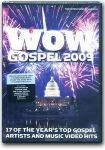 WOW GOSPEL 2009 (DVD)