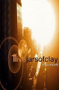 11IVE JARS OF CLAY CONCERT (DVD)