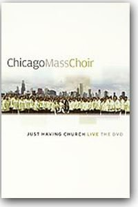 JUST HAVING CHURCH LIVE (DVD)