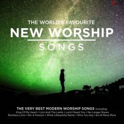 THE WORLD`S FAVOURITE NEW WORSHIP SONGS (3CD)